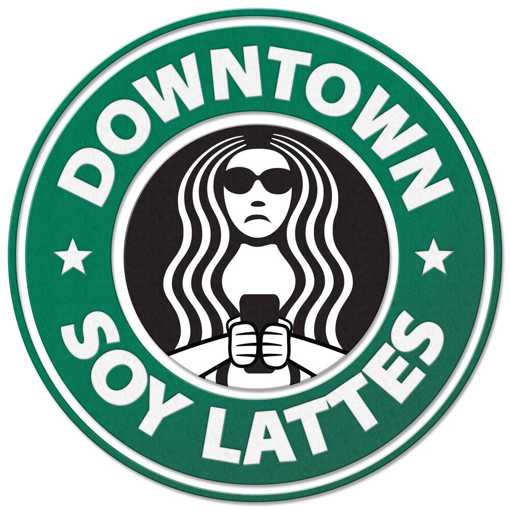 Downtown Soy Lattes